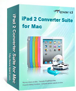 iPad 2 Converter Suite for Mac Box