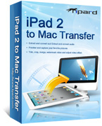 iPad 2 to Mac Transfer Box