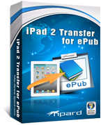 iPad 2 Transfer for ePub Box