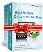iPad Converter Suite for Mac Box