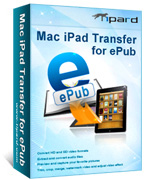 Mac iPad Transfer for ePub Box